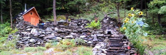 Dry Lay Stone Walls